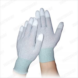 ESD Top PU Coated Gloves